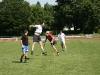 Training mit den Jungs